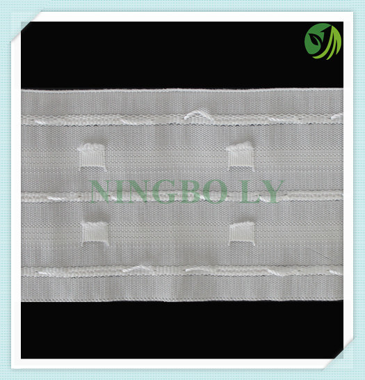High Quality Polyester Curtain Tape