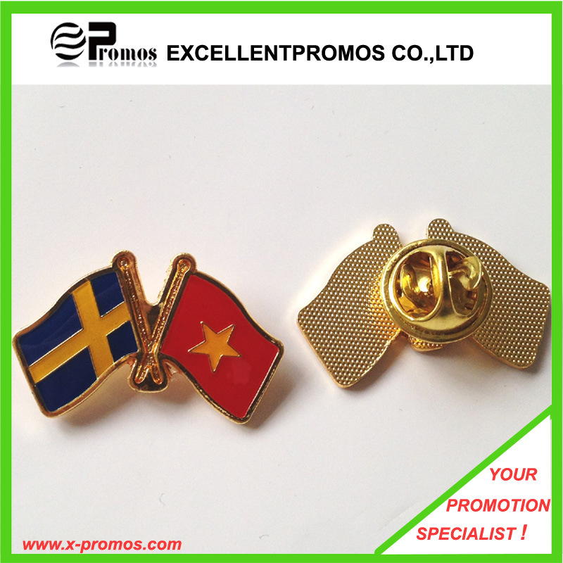 Promotional Metal Badge Pins (EP-B7029)