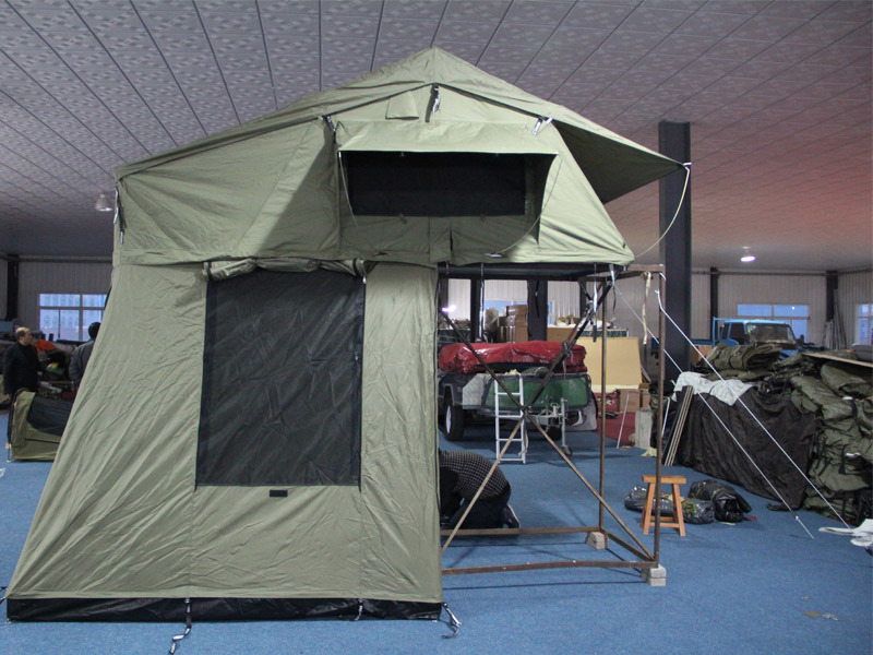 China Trailer Roof Top Tent Parts Trailer DIY Roof Top