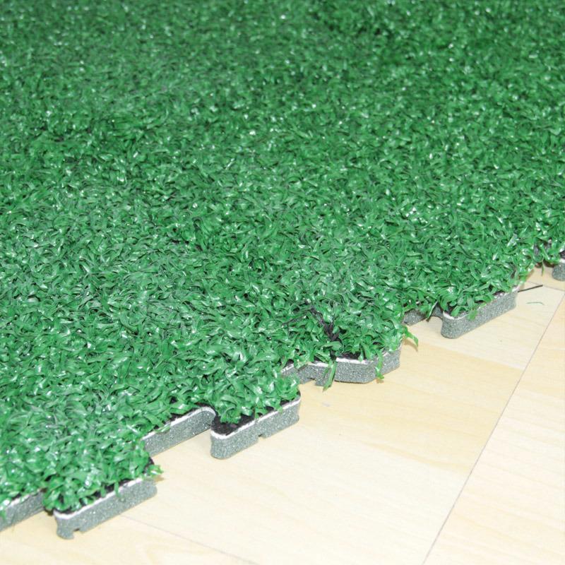 China Indoor Golf Artificial Grass Outdoor Plastic Floor Tile Photos