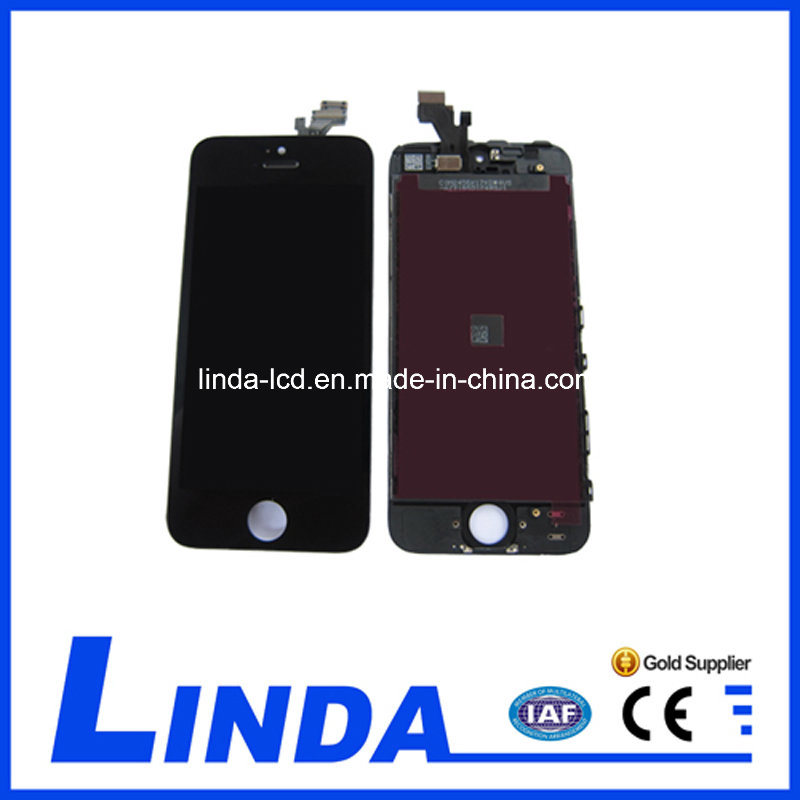 Wholesale Mobile Phone LCD for iPhone 5 LCD Assembly pictures & photos
