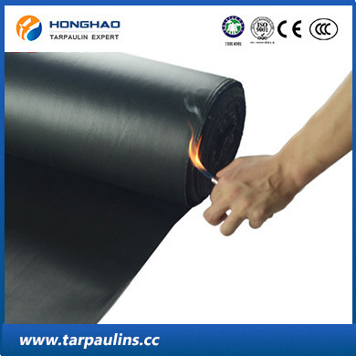 High Quality Glass Fiber Fireproof Tarpaulin/Tarp Fabric