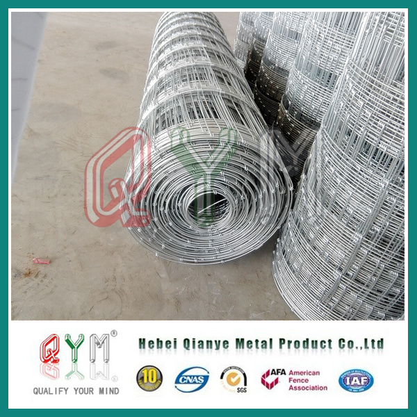 China Cattle Fence / Hinge Joint Knot Field Fence Mesh for Animals ...