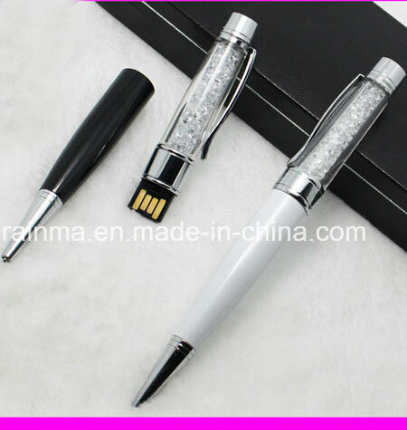 Crystal Stylus Pen with USB pictures & photos
