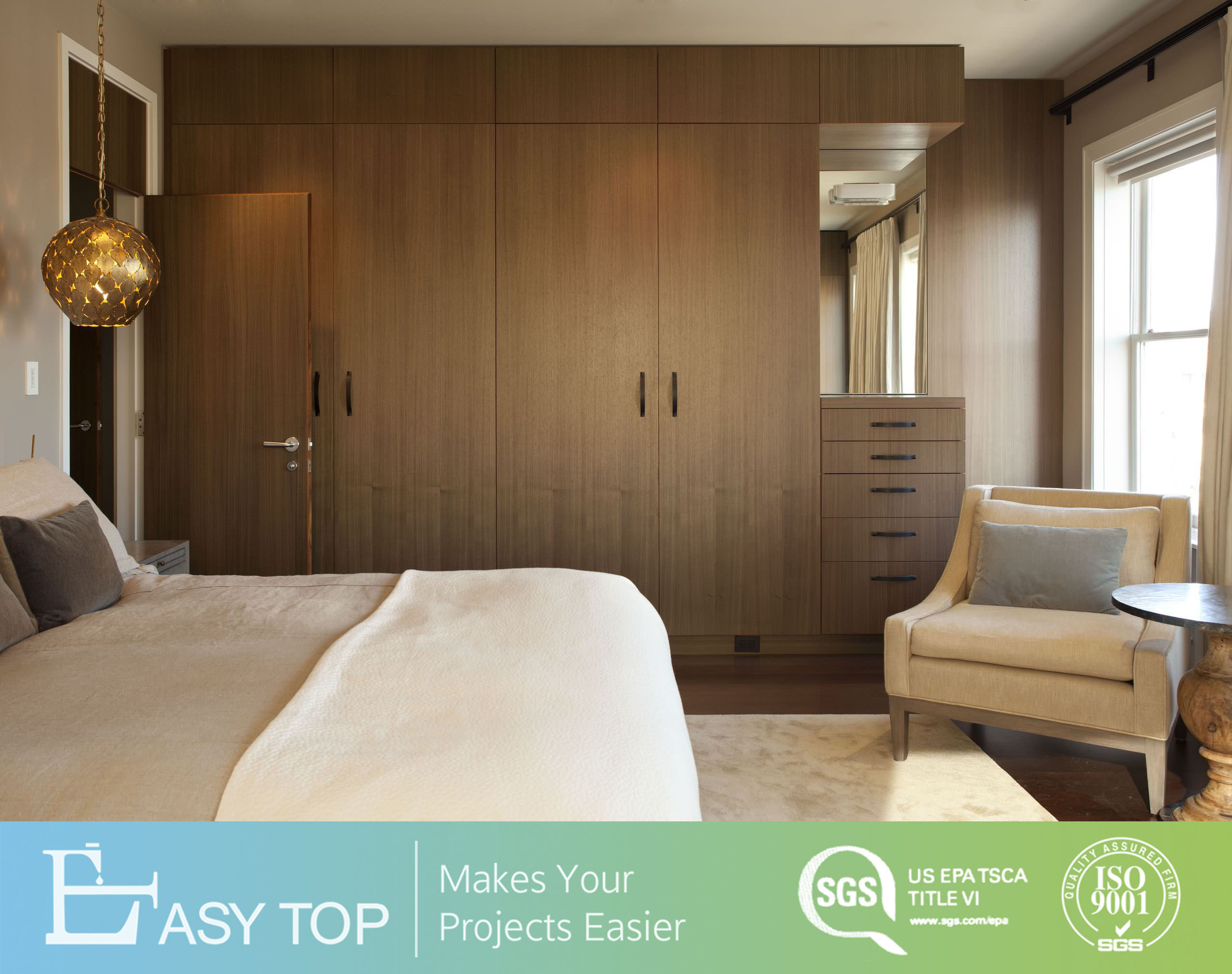 Clothes Space Saving Storage Hinge Door Bedroom Furniture ...