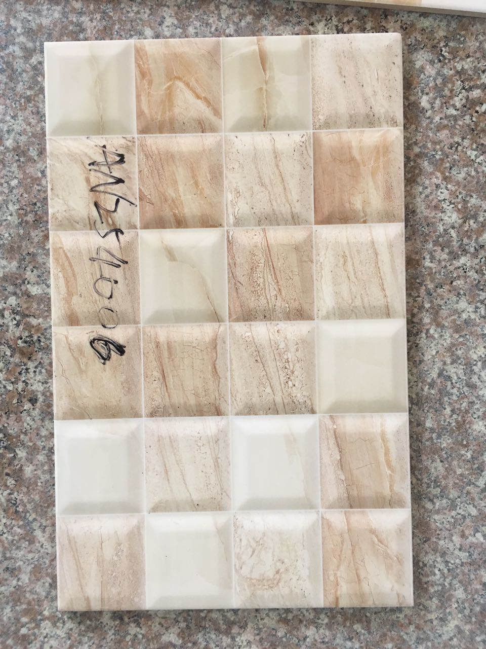 China Inkjet Water-Proof Ceramic Floor Wall Tile for Bathroom Photos ...