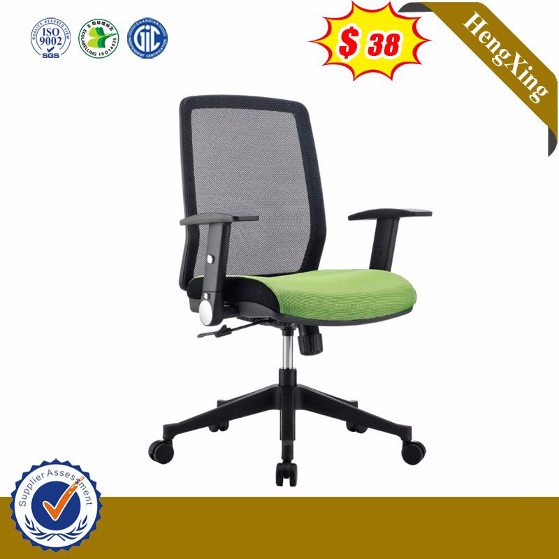 New Design Mesh Fabric Computer Chair Withgas Lift Office Armchairs pictures & photos