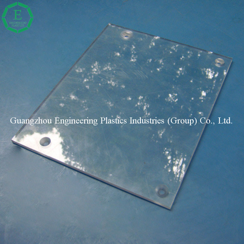Good Light Transmission Polycarbonate Plate PC Sheet