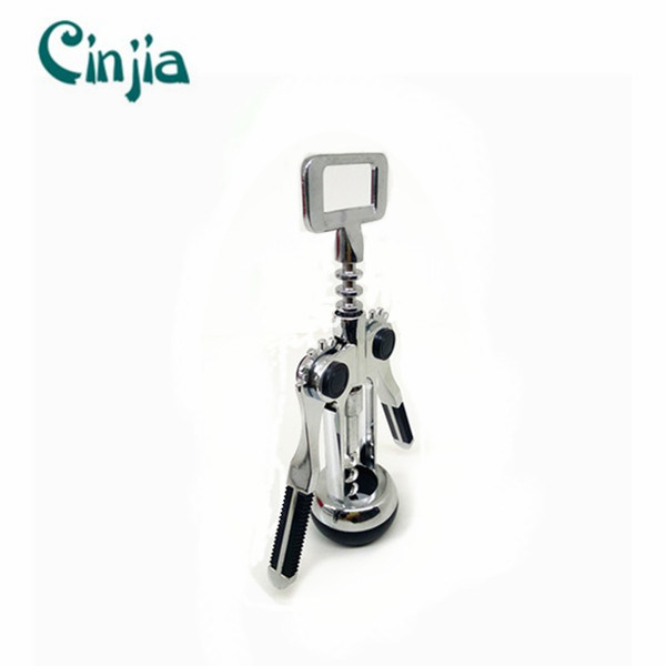 High Quality Metal Wine Accessory Corkscrew for Bottle Opener pictures & photos