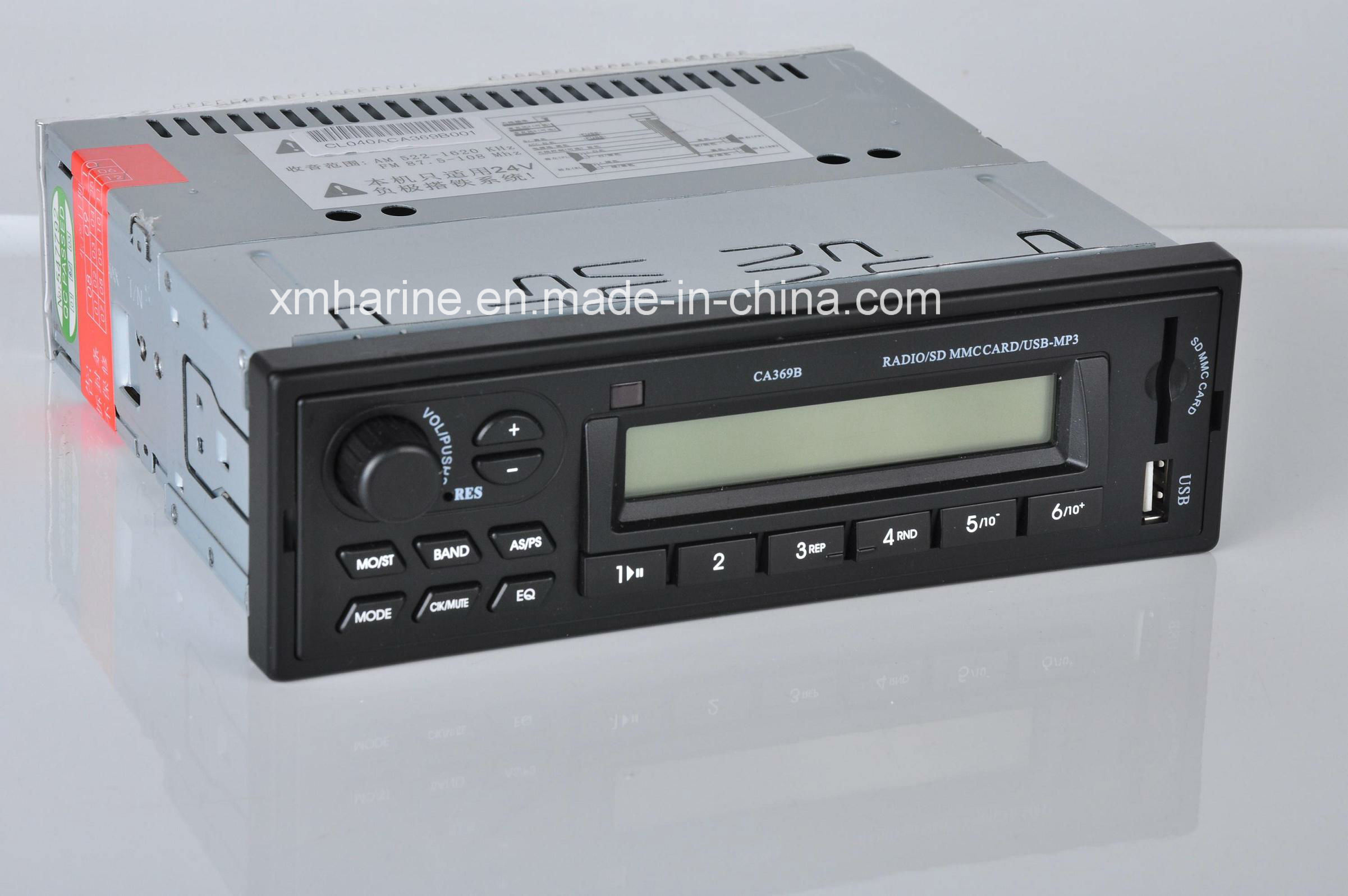 Auto Music Bus MP3 Player Car Player