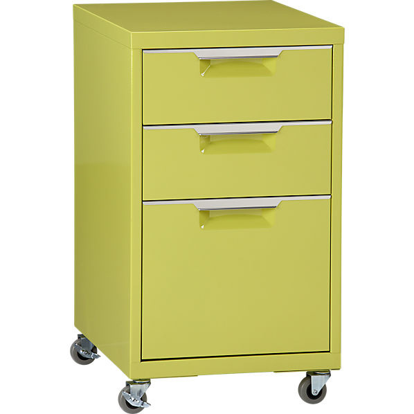 China 3 Drawer Under Desk Pedestal File Cabinets