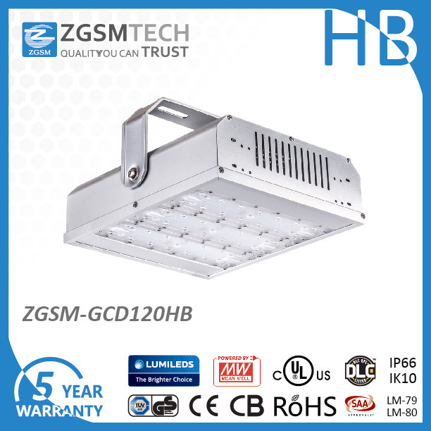 120W Waterproof UFO LED Light Highbay with Meanwell Driver