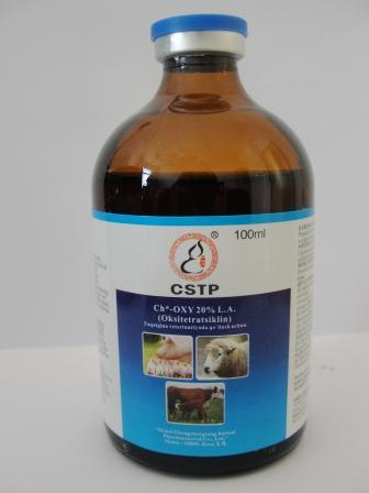 High Quality Oxytetracycline Injection 5% 10% 20% 30%