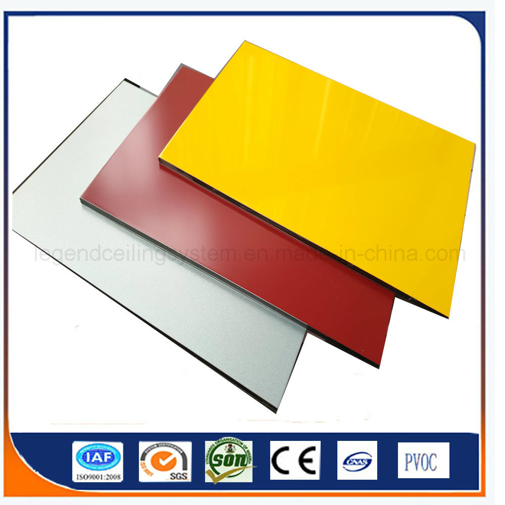 China Aluminum Foil Faced For Kitchen Furniture Decorative