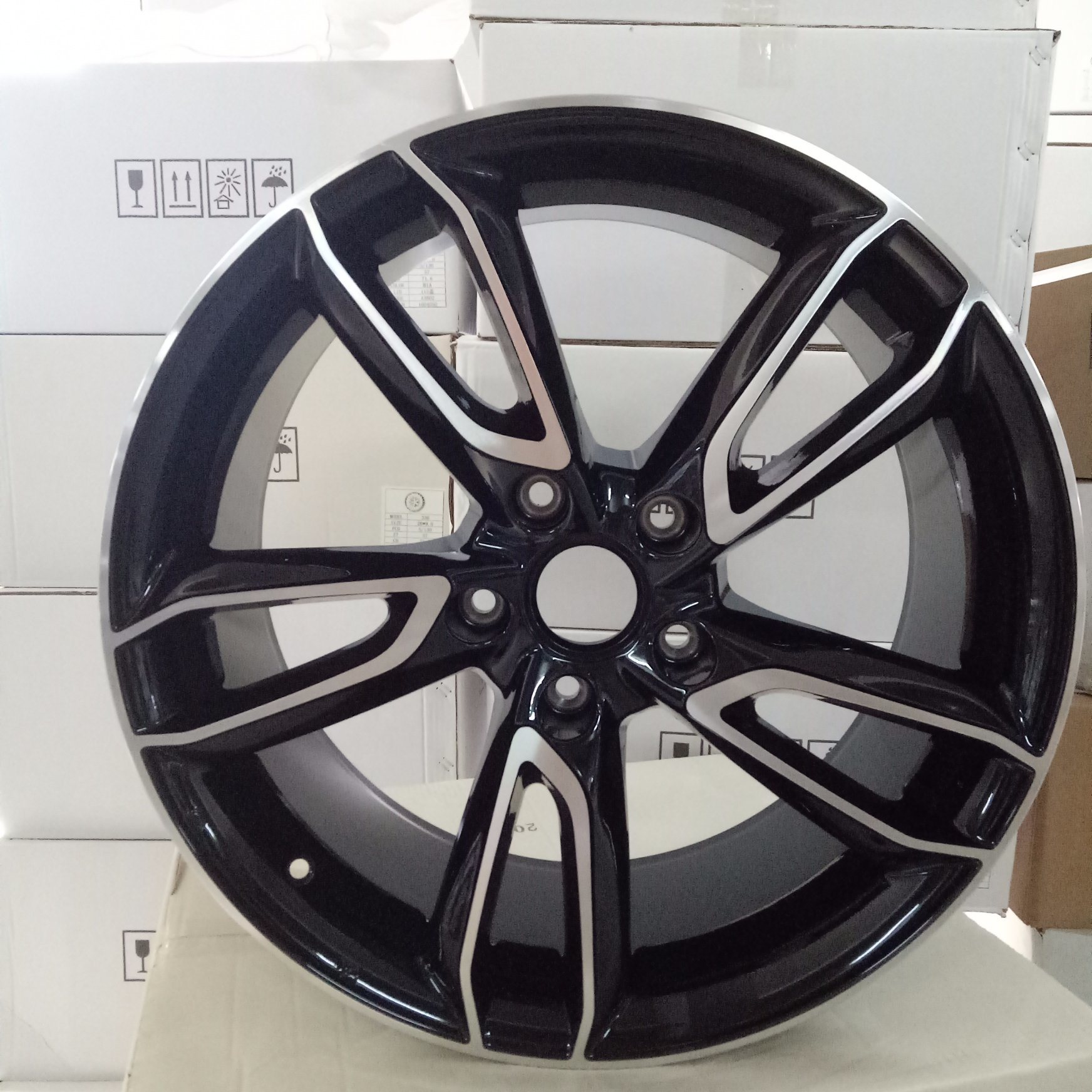 vmr gets project brakes volkswagen gti to vw car tires how our and rims wheels