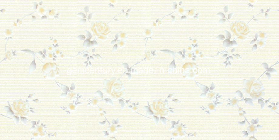 Look Like Wallpaper Ceramic Interior Wall Tiles 30X60 30X30