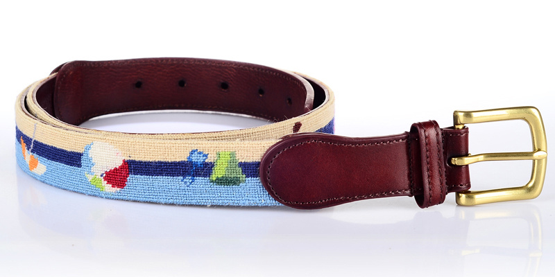 Nobel Product 100%Wool Needlpoint Belt (RS-150914) pictures & photos