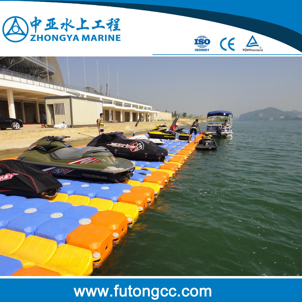 [Hot Item] Easy Assembling Floating Pwc Docks Jet Ski Docks