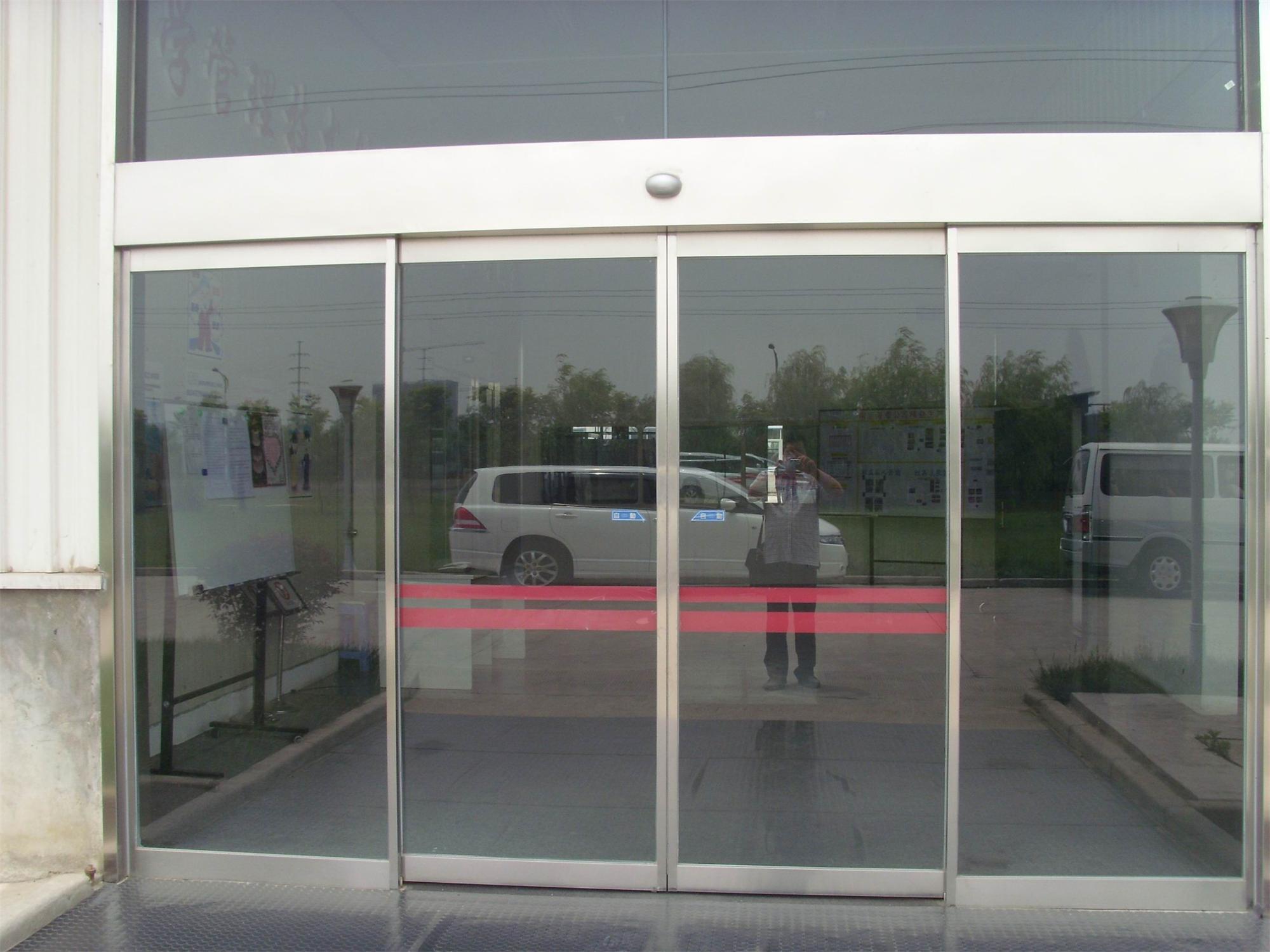China Mbsafe Automatic Sliding Door Access Controller China Modern