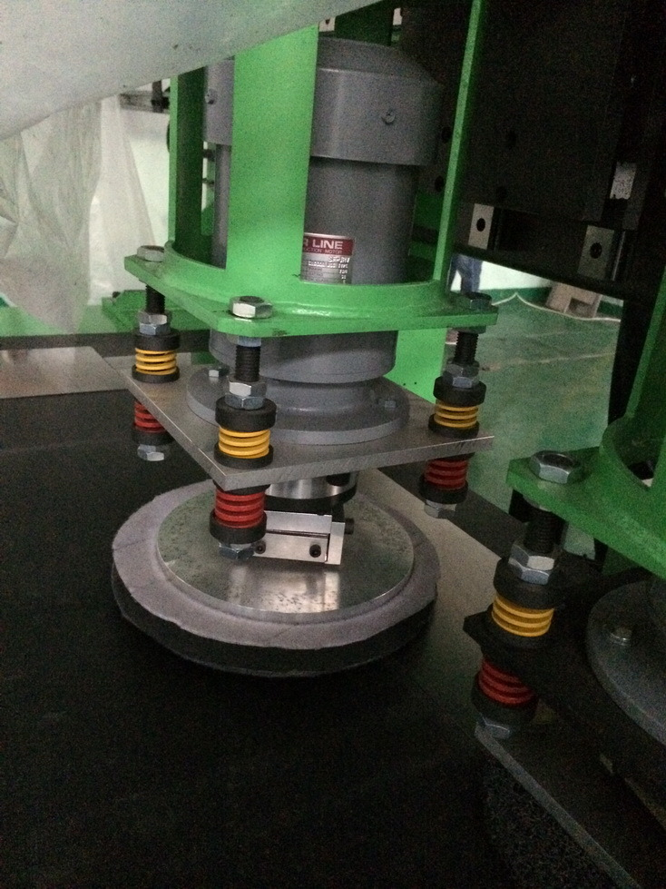 High Speed Vibration Polishing Machine for Stainless Steel