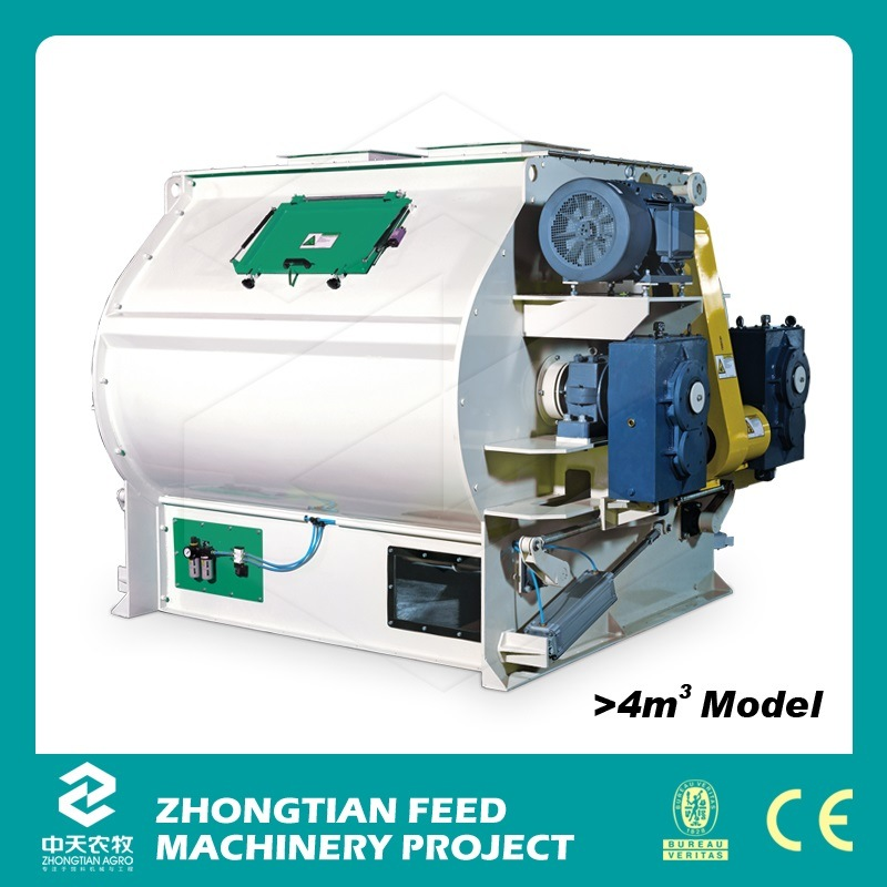 Factory Selling Stainless Steel Feed Mixer with Ce and ISO