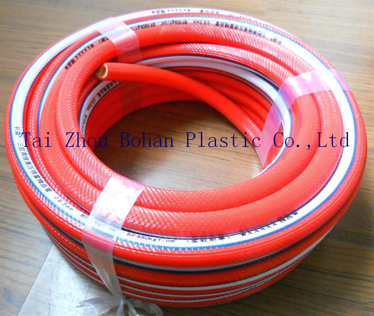 5 Layers PVC Pipe (BH2002) pictures & photos