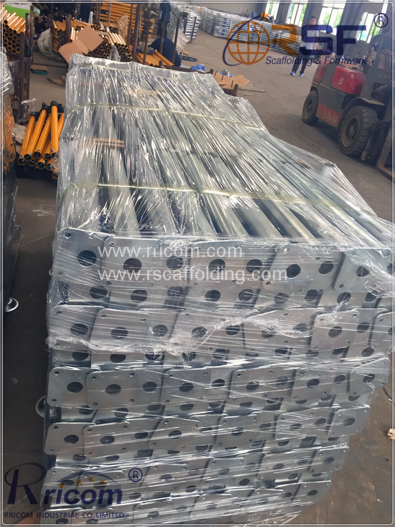 China Construction Galvanized Steel Scaffolding Prop for Building ...