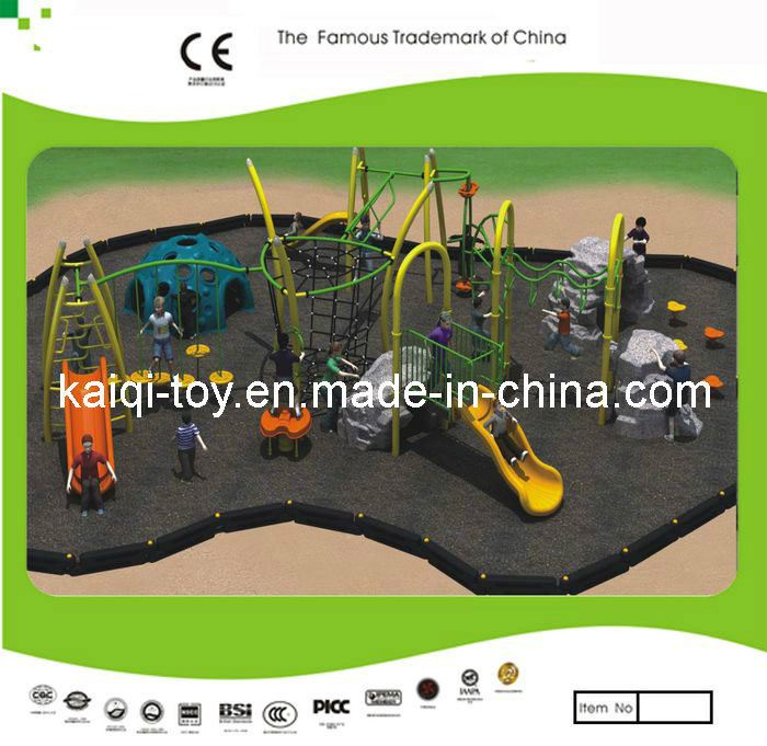 Kaiqi Group CE Standard Outdoor Climbing Equipment for Kids (KQ10013A)