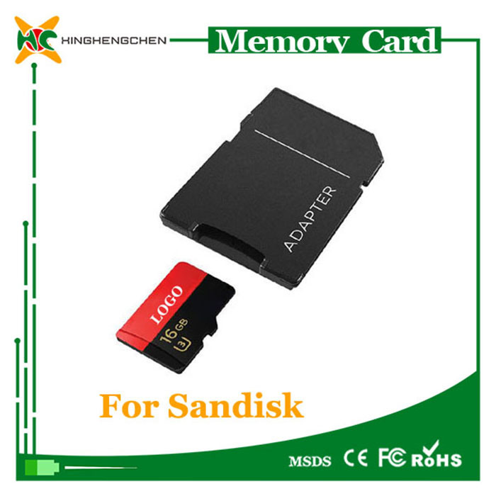 Full Capacity Micro SD Card 32GB 64GB 128GB Microsd Memory Card Wholesale pictures & photos