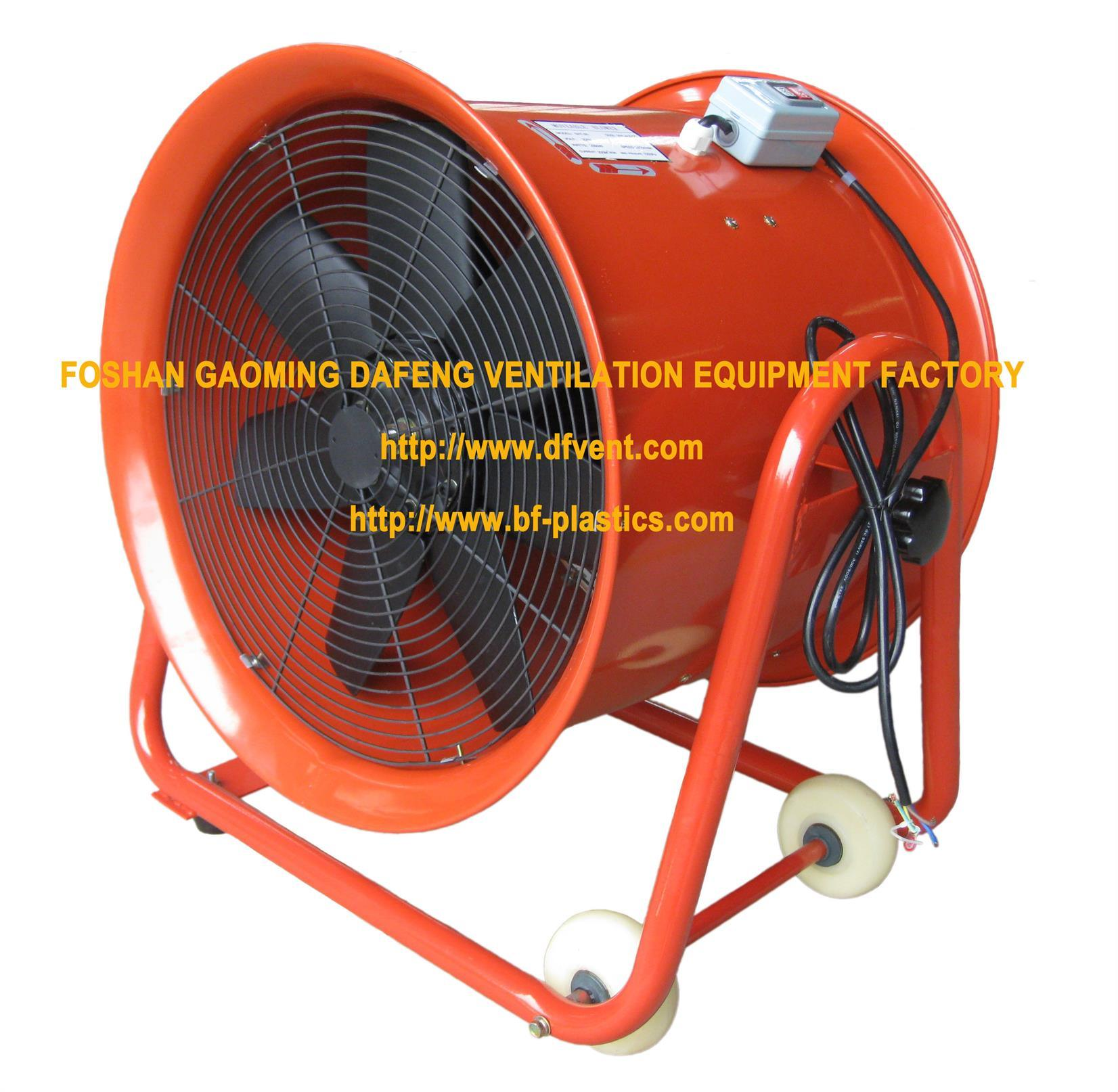 Industrial Portable Blower Fan : China mm industrial portable blower ventilator fan