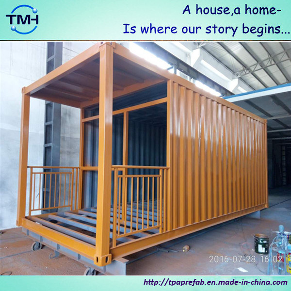 40FT Metal Sheet Shipping Container For Office