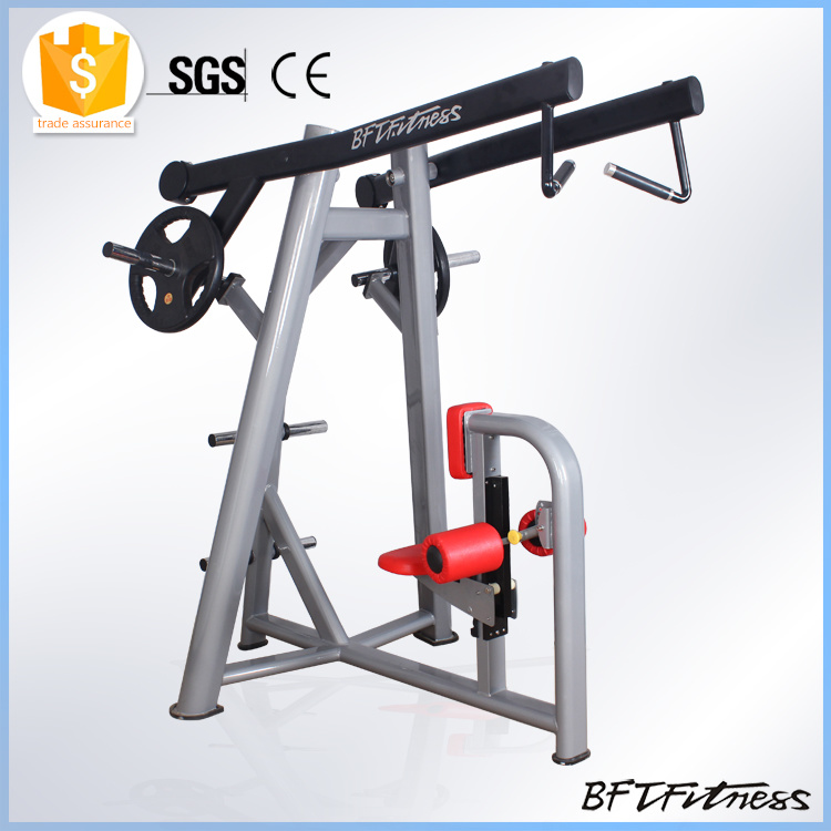 Hot Item Free Weight High Row Fitness Machine Hammer Strength Rowing Machine Bft 5003