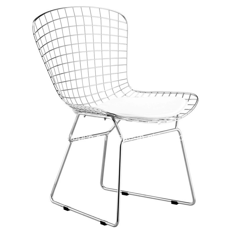 China Whole Modern Metal Wire Mesh Outdoor Chair Sp Mc021