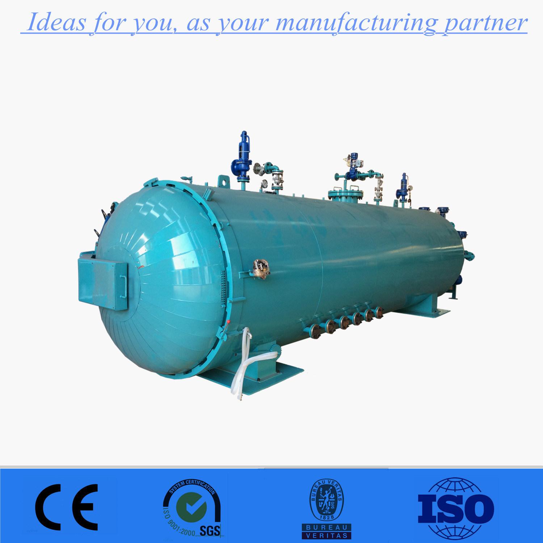 China ASME Certificate Factory Direct Supply Vulcanization Tank ...