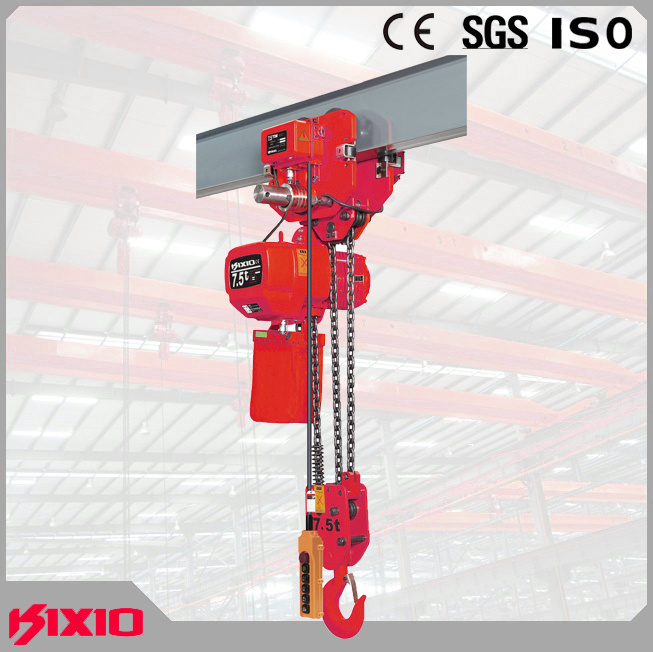 7.5 Ton Motor Driven Construction Hoisting Machinery