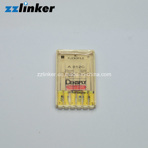 Dentsply Maillefer A012c 6PCS/Box Endo Files K-Flexofile