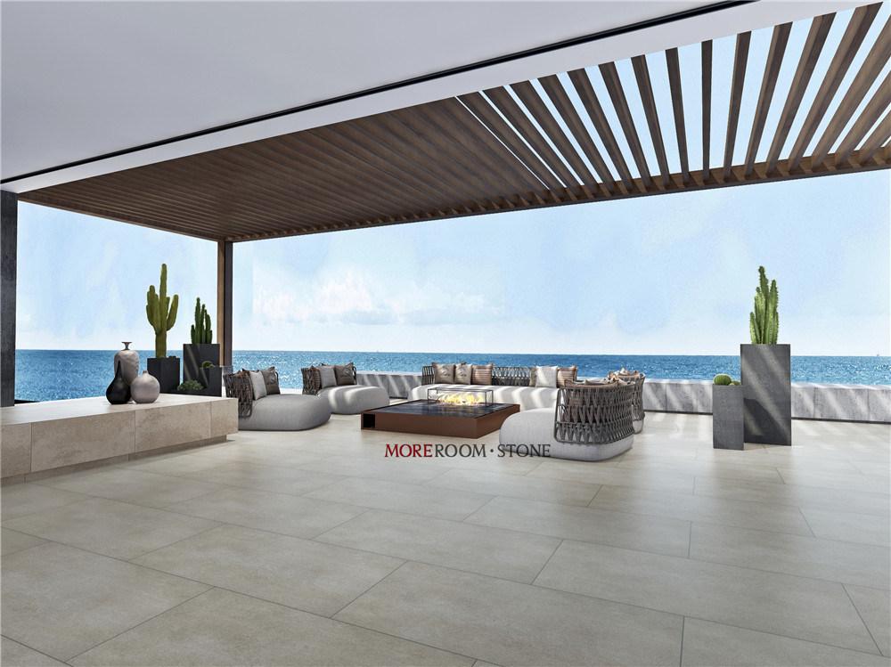 China Skid Resistant 2cm Outdoor Grey, Tile Outdoor Patio