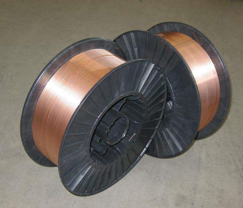 China 1.2mm 15kg/Spool Er70s-6 Solid Solder Welding Wire/ MIG ...