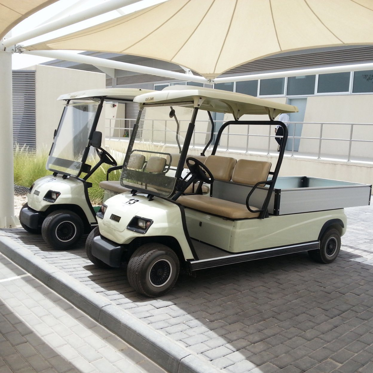 Hot! ! Electric Golf Cargo Truck Car pictures & photos