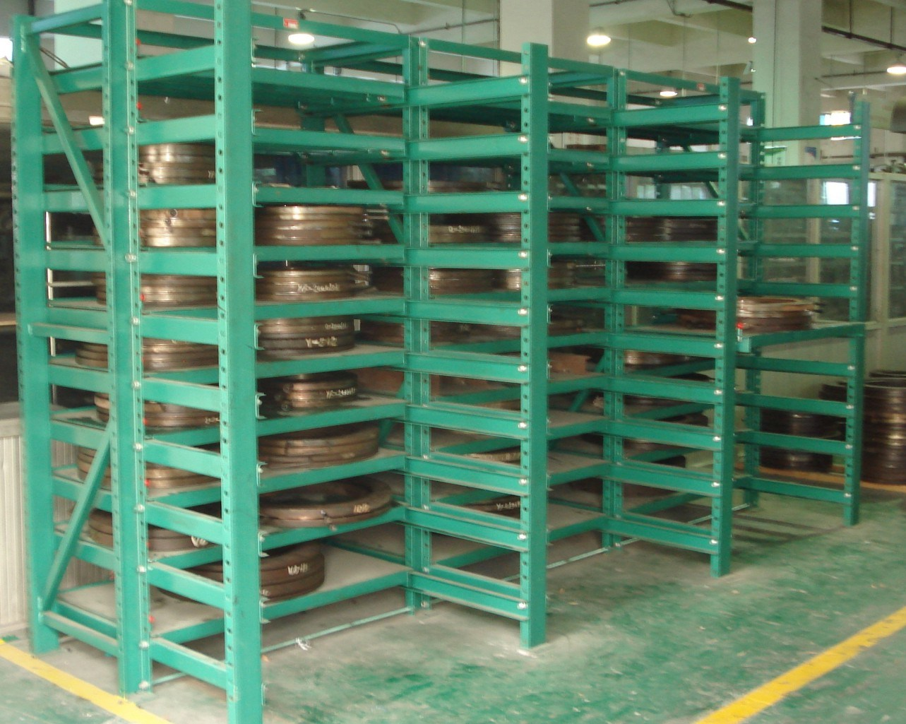 China Racking Manufacturer Slid Racking/Mould Racking pictures & photos