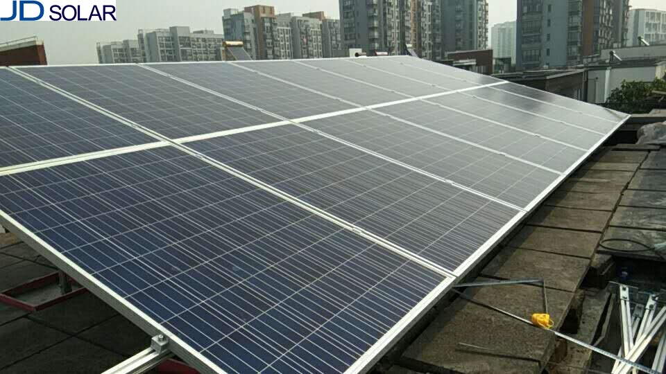 China How Much Does Jdsolar Solar System 6kw Solar Power System Cost? -  China Solar Power System, Solar Power
