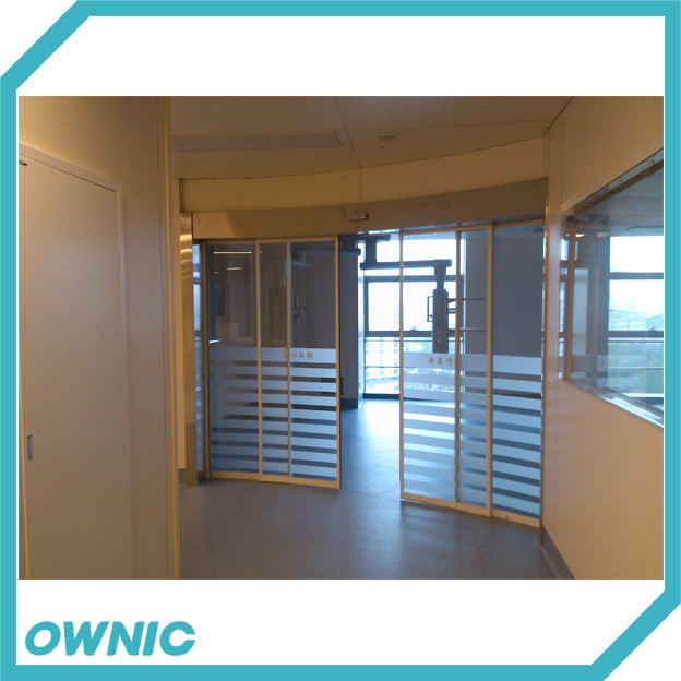 China Automatic Glass Sliding Door For Hospital China Glass Door