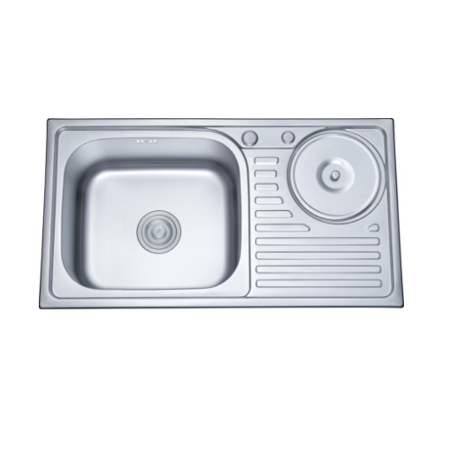 stainless steel fancy antique kitchen sink with waste bin ss 8245 china stainless steel fancy antique kitchen sink with waste bin ss      rh   cnlockman88 en made in china com