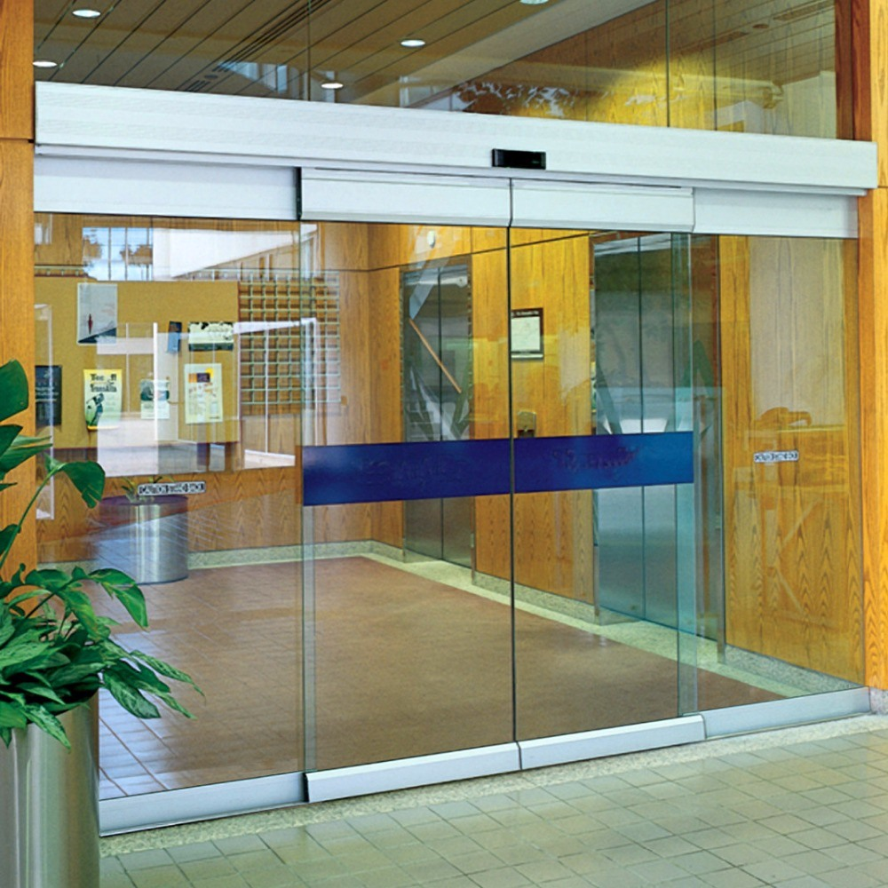 China Australian Standard Cheap Automatic Sliding Doors Low Price