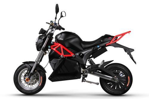 Cool Design Electric Motorcycle Ful Long Range 2kw 3kw 80km H