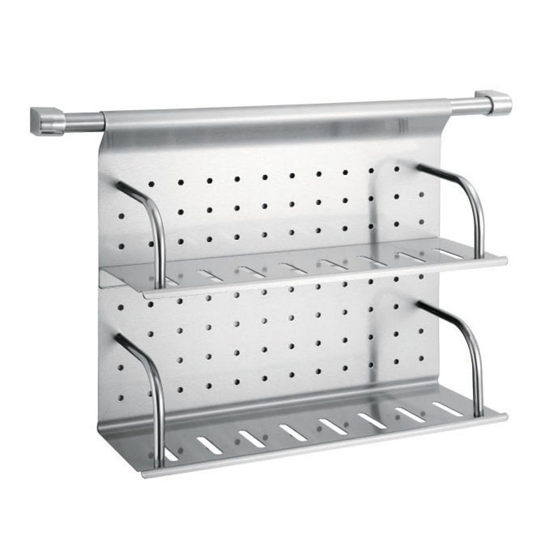 China Stainless Steel Wall-Mounted Kitchen Rack, Shelf (CG01-101 ...