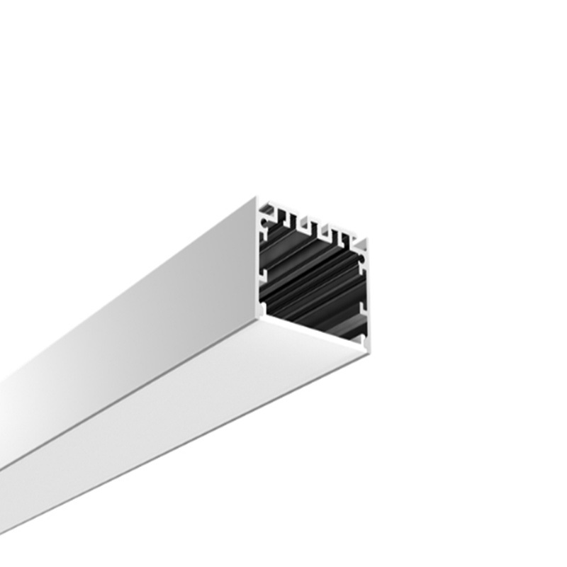 China Big Power Supply Connect Free LED Aluminum Extrusion Profile ...