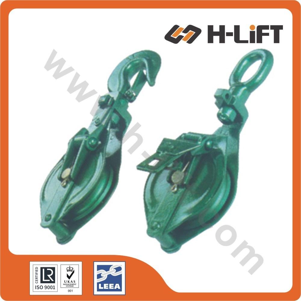 China Snatch Block / Snatch Pulley Block / Steel Block - China ...