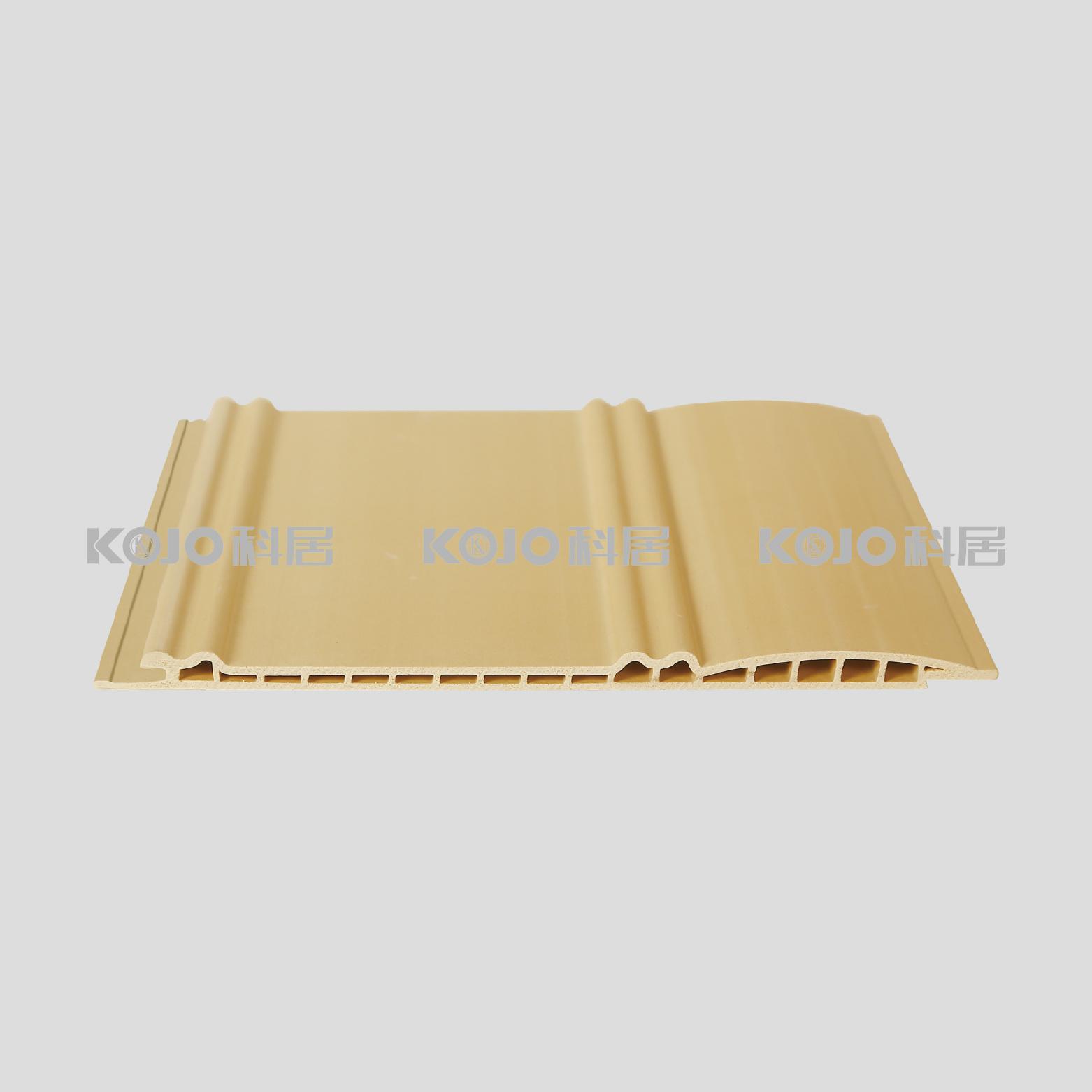 China No Formaldehyde Eco-Friendly WPC Wall Panel (C-180) - China ...