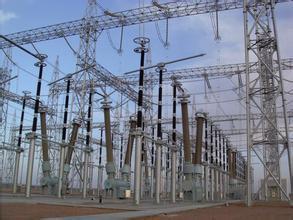 [Hot Item] 220kv Power Plant Steel Substation Structure